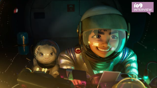 Over the Moon Looks Like a Contender for Best Animated Film