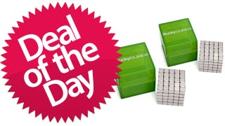 Illustration for article titled Buckycubes 2 Pack Is Your Fidgety Deal of the Day
