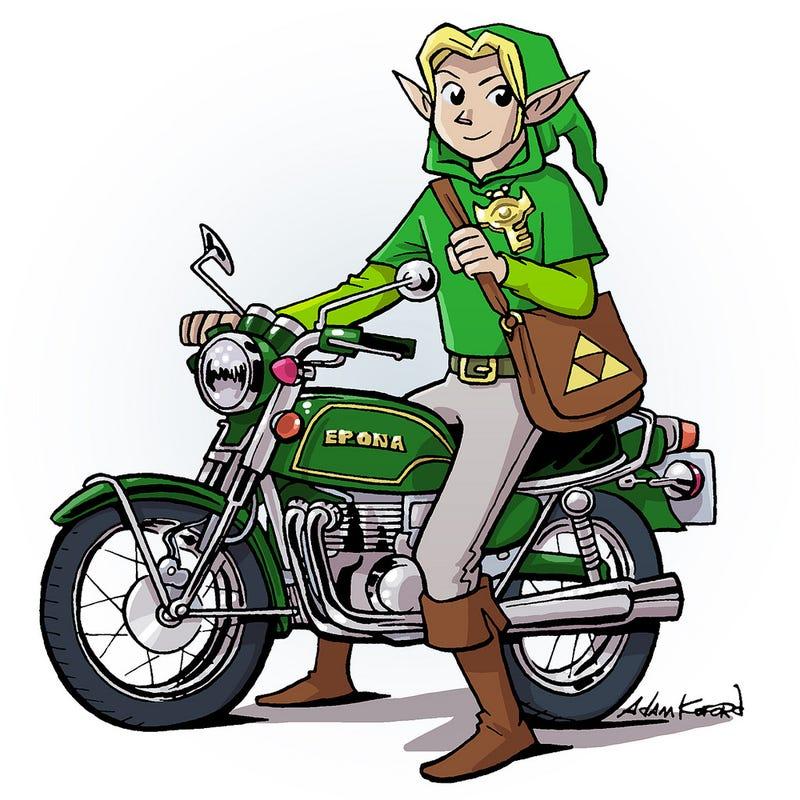 Illustration for article titled Modern Day Link
