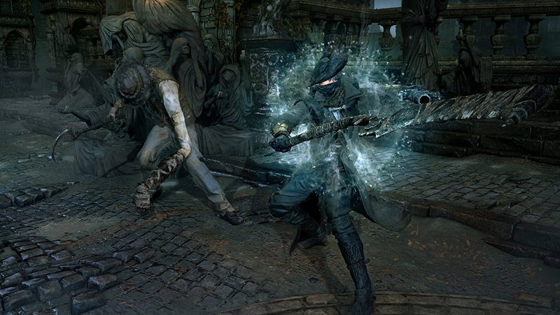 Illustration for article titled Bloodborne Headlines March's PlayStation Plus Lineup