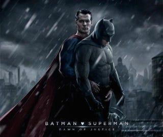 """Illustration for article titled Zack Snyder's Explanation For Batman V. Superman's """"V"""" Is So, So Dumb"""