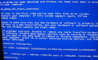 Illustration for article titled Download of the Day:  BlueScreen Screen Saver (Windows)