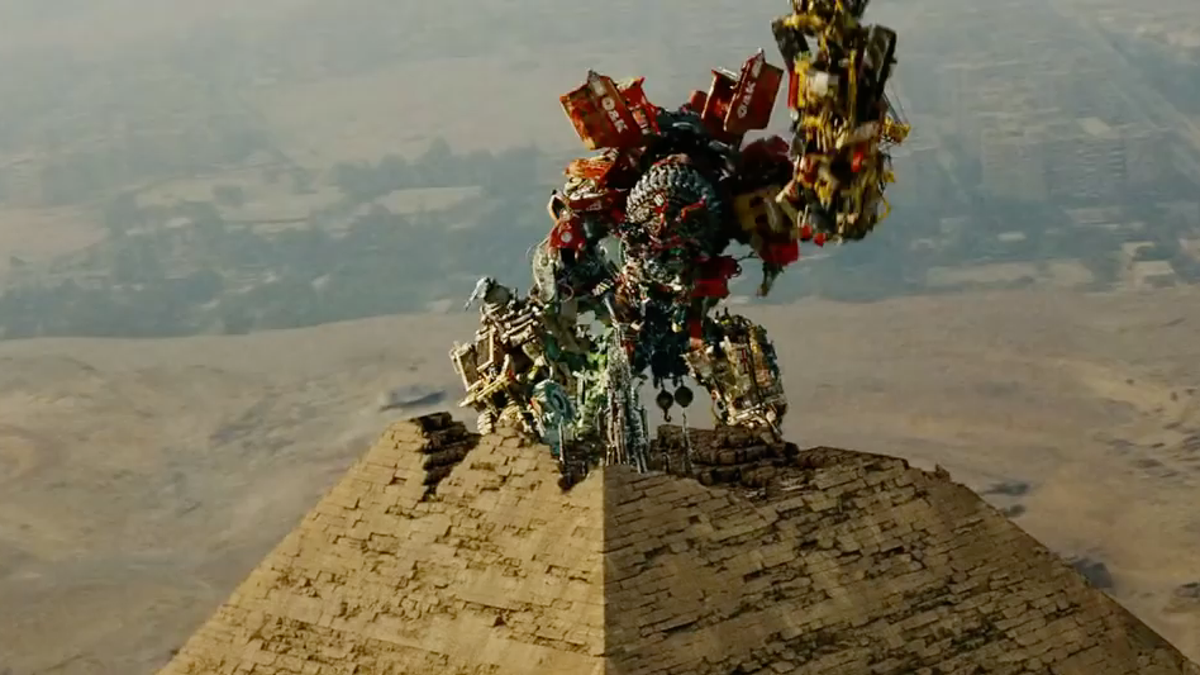 the completely bananas history of transformers on earth, according