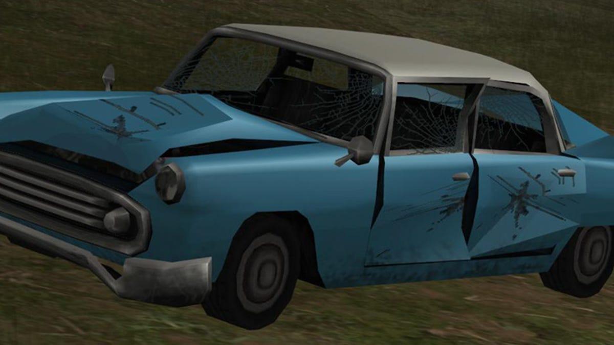 grand theft auto san andreas secret cars