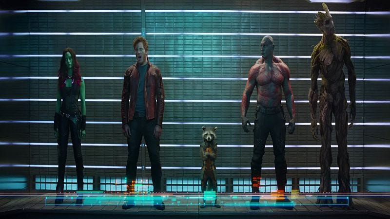 Illustration for article titled Guardians Of The Galaxy and Orphan Black win Hugo Awards, Sad Puppies don't