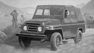 Illustration for article titled What's The Coolest Jeep That Isn't A Jeep?