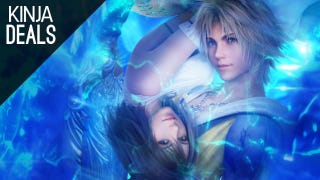 Illustration for article titled Final Fantasy X|X-2, Vita Memory Cards, and More Deals
