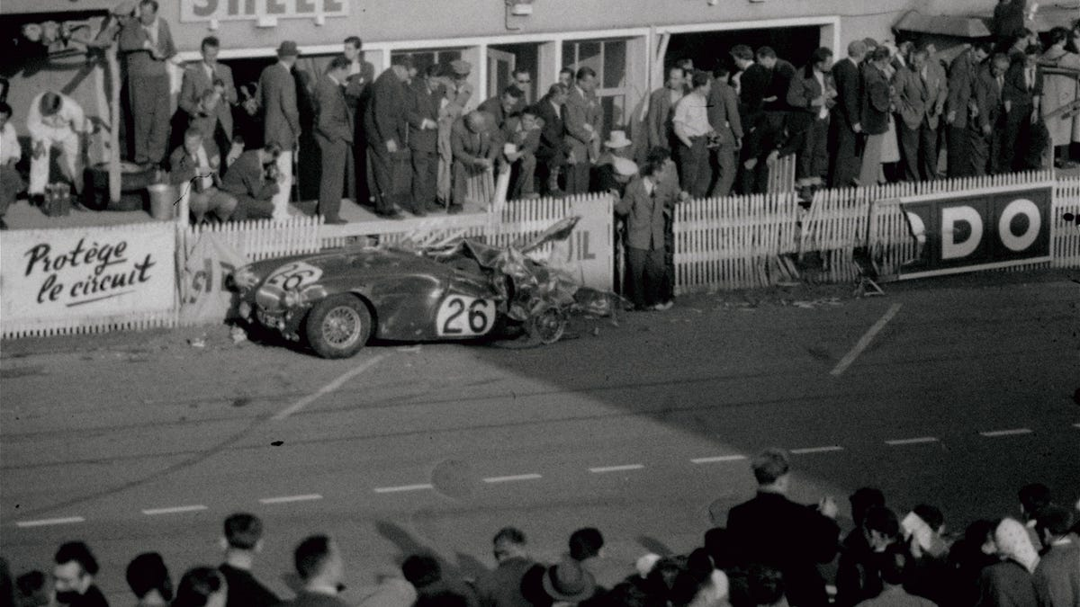 famous race car drivers that died