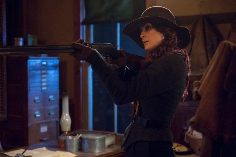 Michelle Dockery (Photo: Ursula Coyote/Netflix)