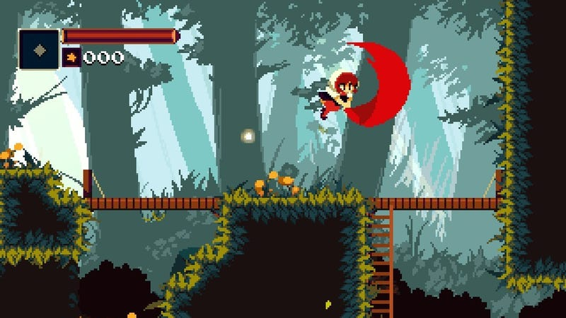 Illustration for article titled Hey, Hollow Knight fans: There's another brilliant, adorable Metroidvania out on the Switch