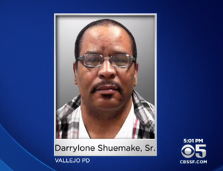 Darrylone Shuemake Sr. Vallejo, Calif., Police Department via CBS San Francisco