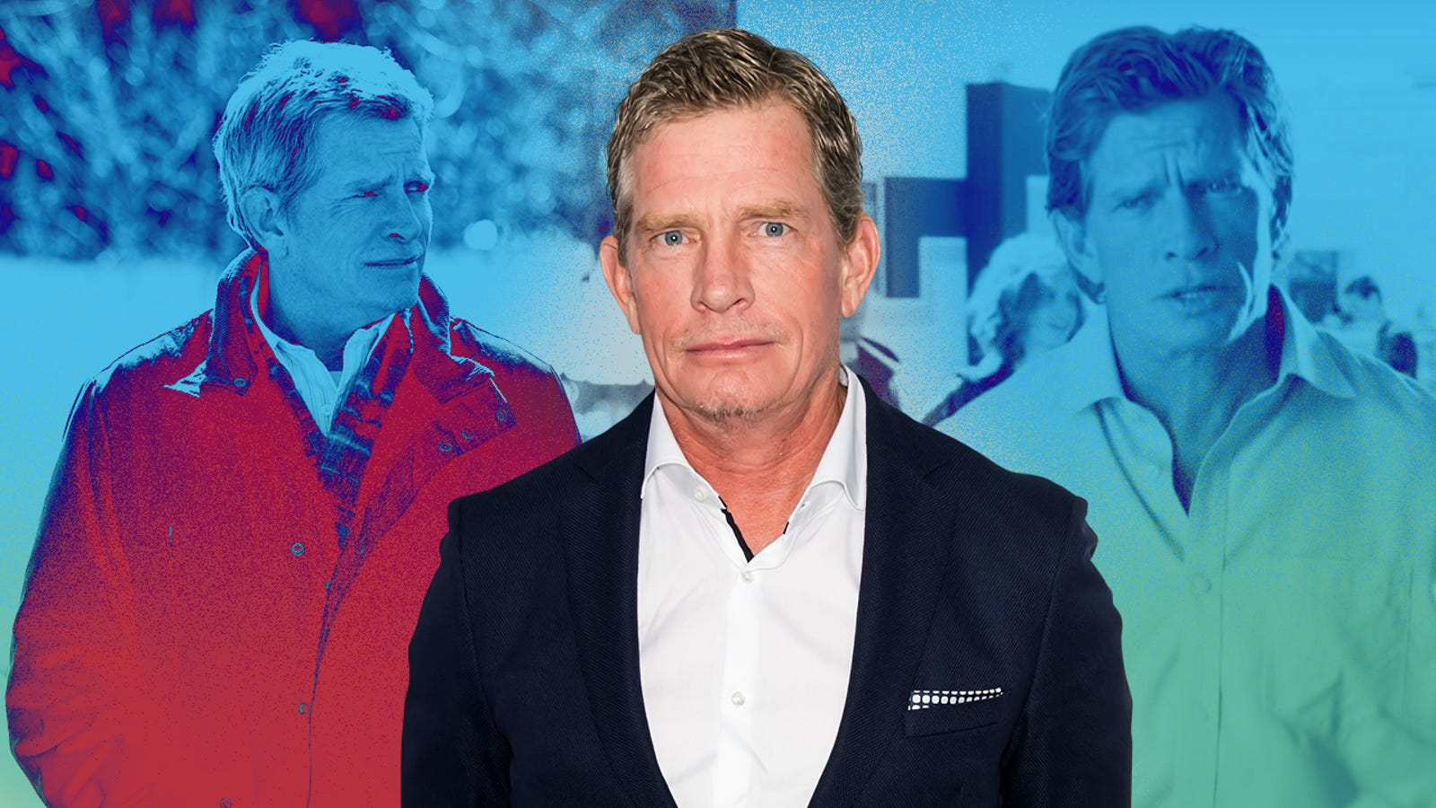 Thomas Haden Church has never seen Hellboy or Idiocracy, and he's in them