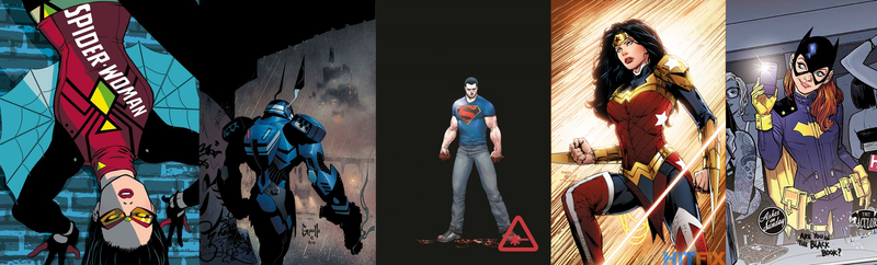 Illustration for article titled How Would You Redesign Classic Superheroes (or Super-villains)?