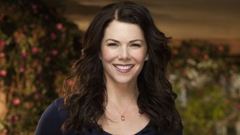 Illustration for article titled Lauren Graham to play a late-night host in far-fetched, completely fictional sitcom