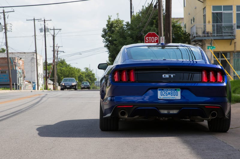 why the 2015 ford mustang gt is impossible not to like - Sports Cars 2015 Mustang