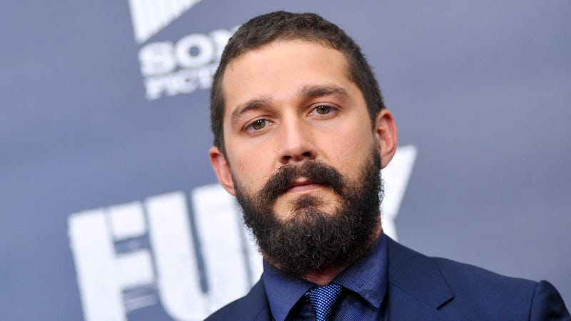 Illustration for article titled Shia LaBeouf Claims He Was Raped During Performance Art Piece