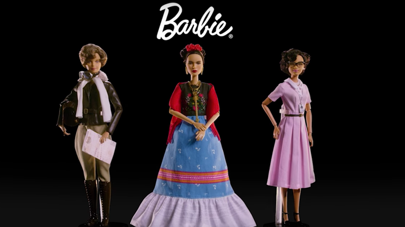 Illustration for article titled Salma Hayek: Frida Doesn't Need This Barbie Makeover