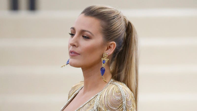 Blake Lively speaks out about being sexually harassed by a makeup artist