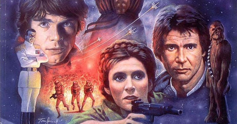 Illustration for article titled Star Wars Lore Is Changing—Here's What That Means