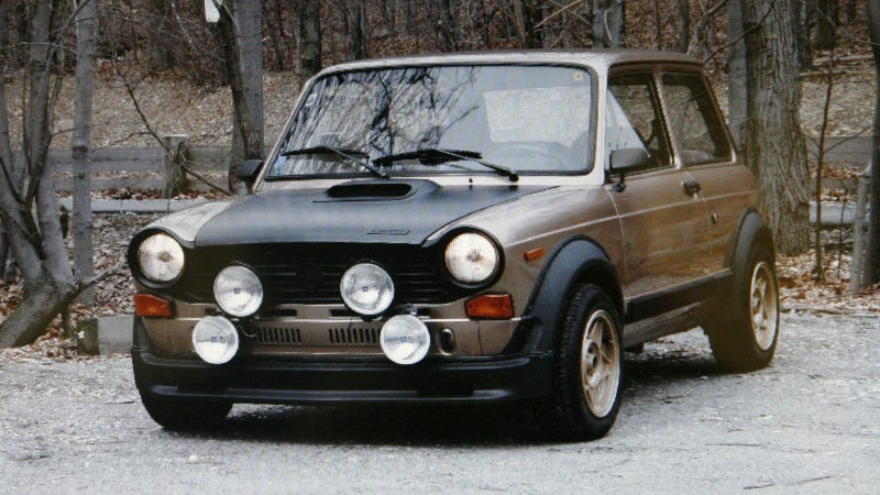 Try Saying Autobianchi Lancia A112 Abarth Three Times Fast