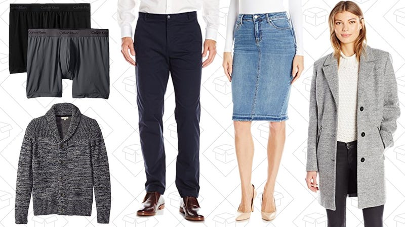 Up to 50% off Calvin Klein clothing and accessories
