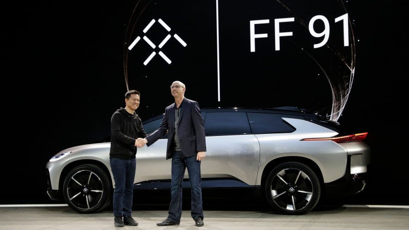 Rumour: Tata to buy 10% stake in EV start-up Faraday Future