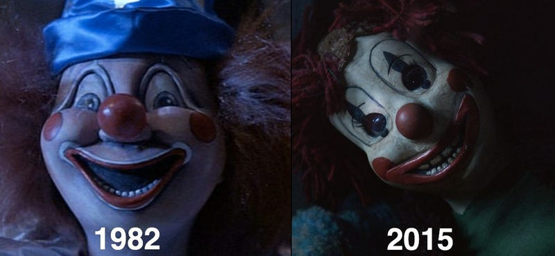 Illustration for article titled Let's Compare The FirstPoltergeist Reboot Pictures To The Original