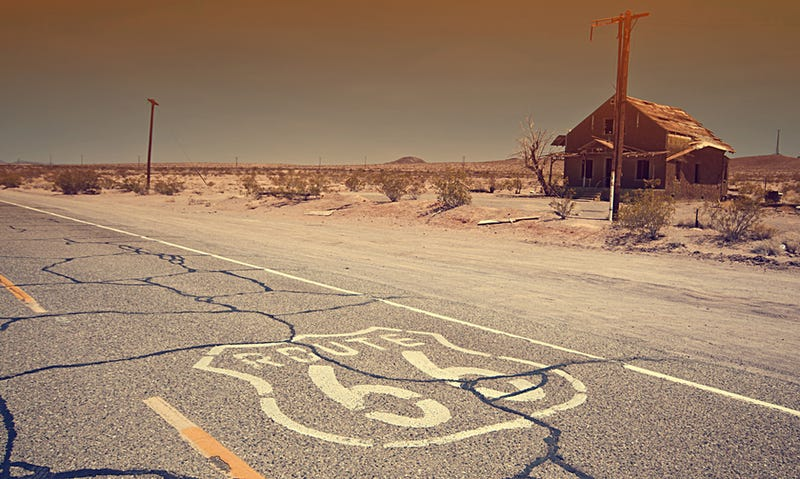 Illustration for article titled Good for the Soul, Bad for the Heart: Two Weeks on Route 66 With My Ex