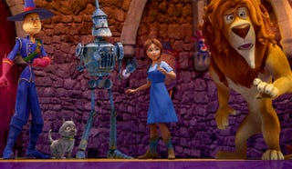 Illustration for article titled Legends Of Oz Comes From the Island Of Misfit Animated Movies