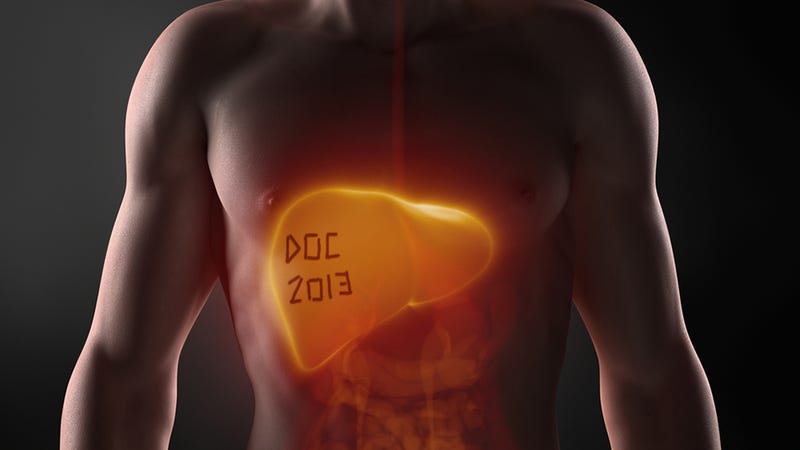 Illustration for article titled British doctor branded his initials on patient's liver