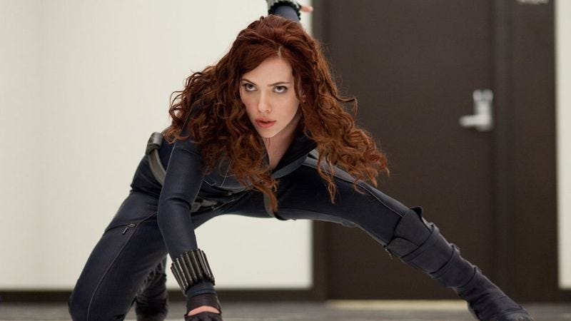 Illustration for article titled  Game Of Thrones' Neil Marshall is up for a Black Widow movie if you are