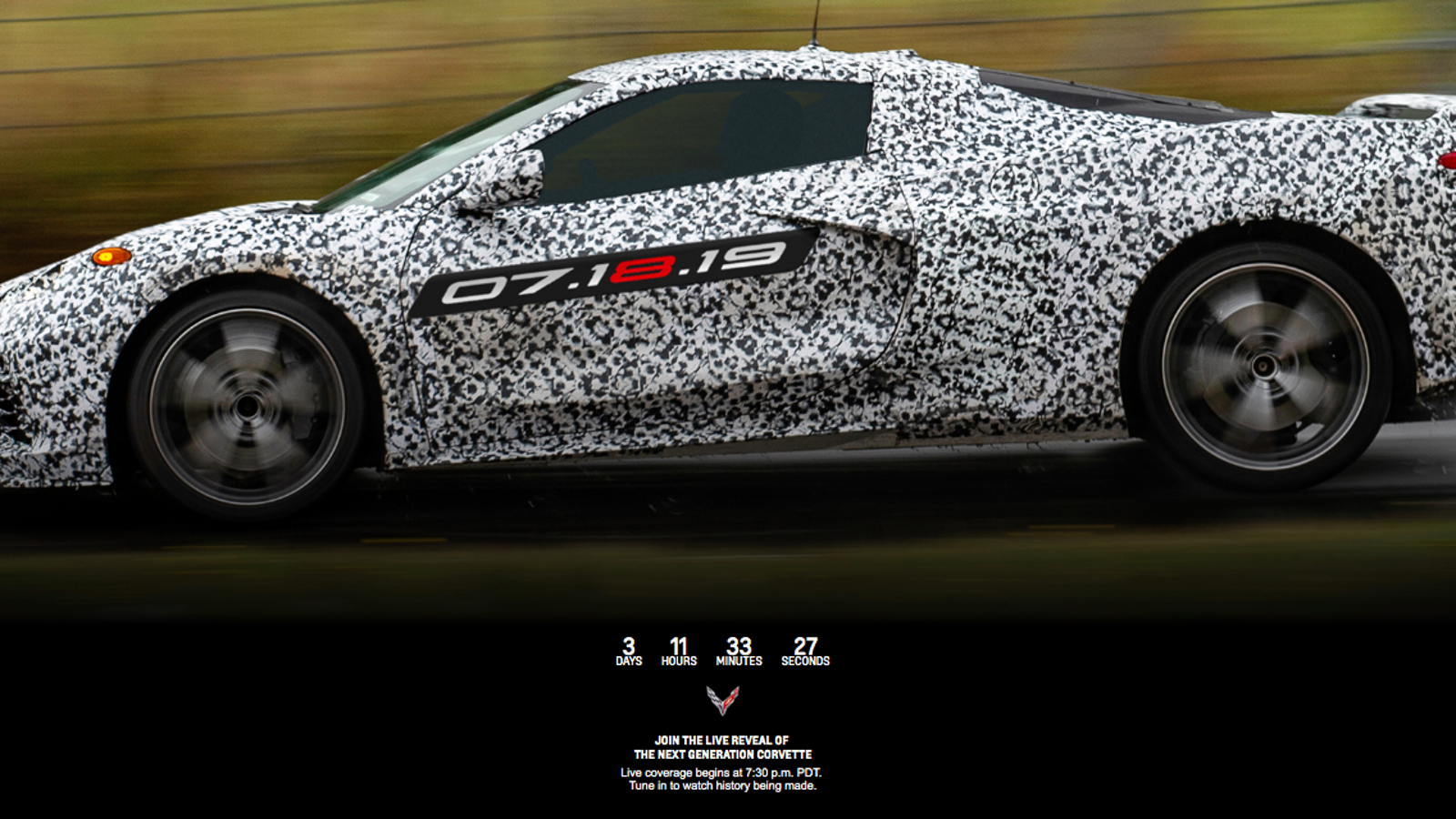 Everything We Know About The 2020 Mid Engine C8 Corvette