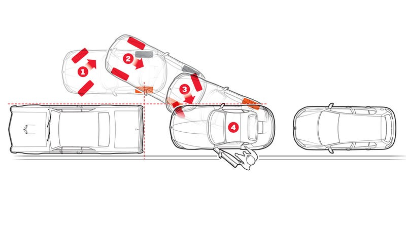 Illustration for article titled Parallel park perfectly, with science!