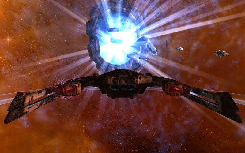 Illustration for article titled Star Trek MMO Log: The Final Frontier