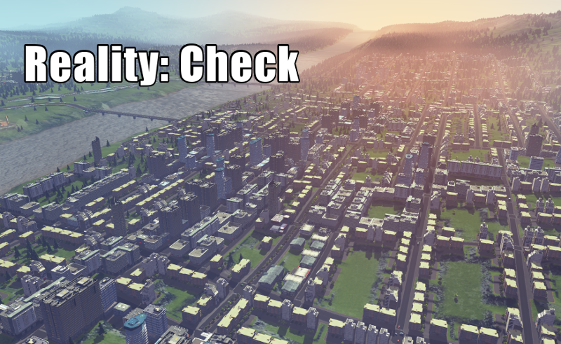 Illustration for article titled You Really Shouldn't Overhype Cities: Skylines