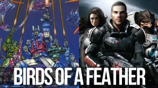 Illustration for article titled How Mass Effect is Becoming More Like Transformers