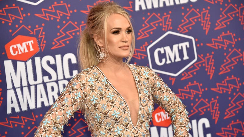 Illustration for article titled Carrie Underwood breaks record for most CMT wins