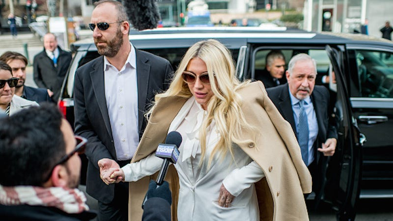 Illustration for article titled Kesha Appeals Injunction Denial, Lawyer Questionably Compares Contract to 'Slavery'
