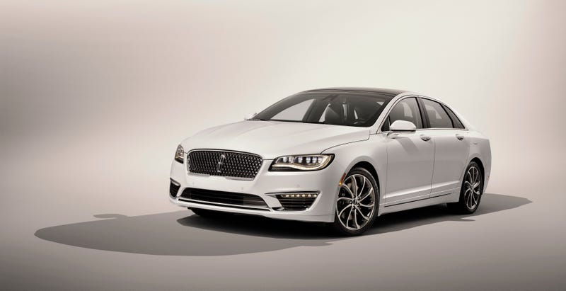 Illustration for article titled Holy Hell; the New Lincoln MKZ is Great