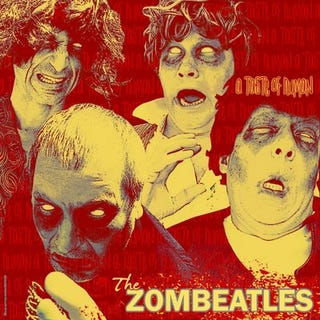 Illustration for article titled The Zombeatles Prepare the Undead British Invasion