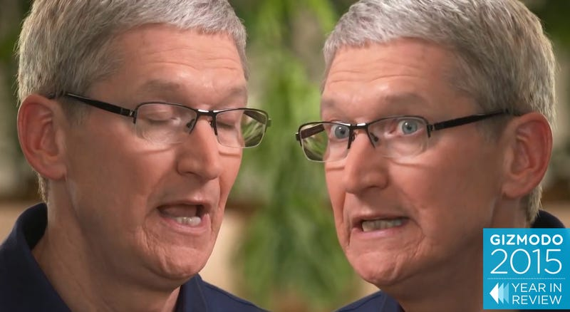 Everything Apple Introduced This Year Kinda Sucked