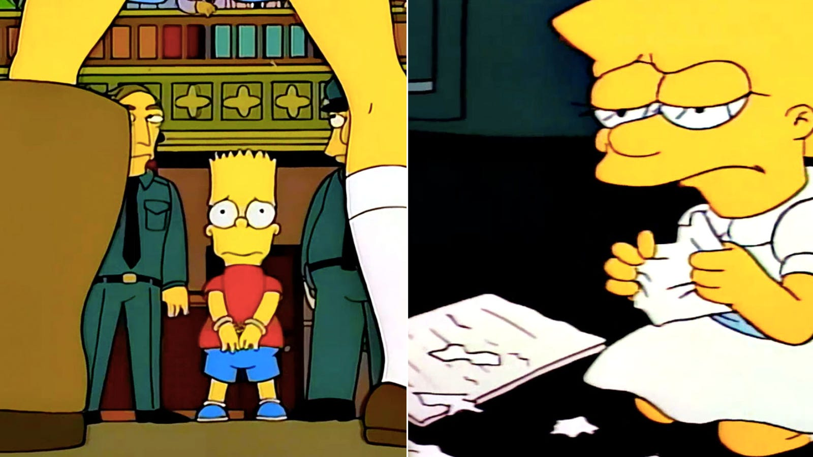 The Simpsons vacation episodes, ranked