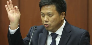 Shiping Bao's testimony raised eyebrows during George Zimmerman trial. (Gary W. Green/Pool/Getty Images)