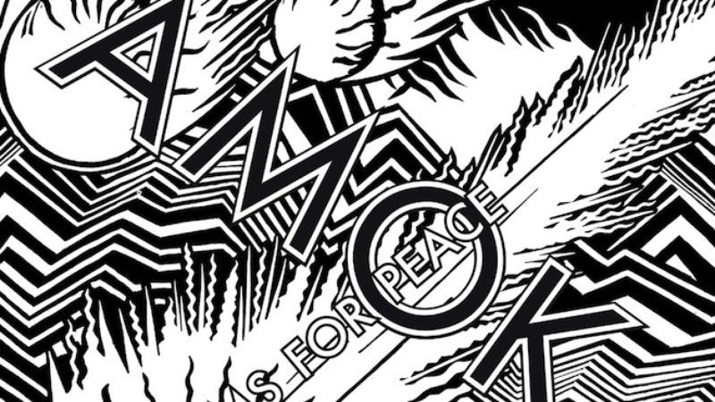Illustration for article titled Listen to AMOK, the new album from Atoms For Peace, right now