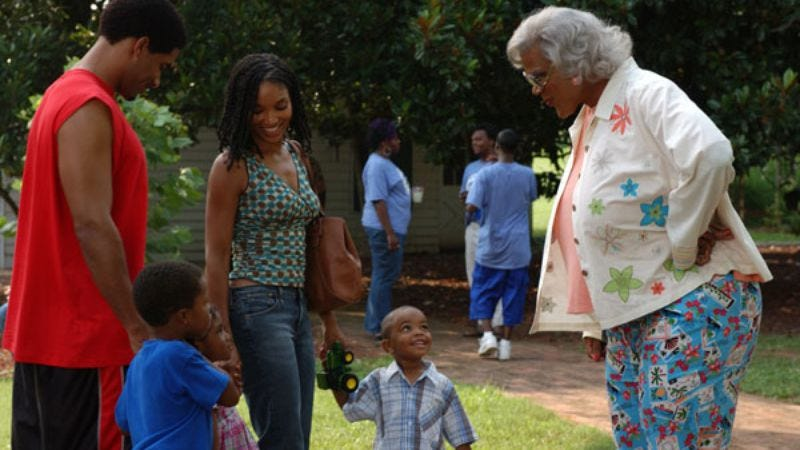 Illustration for article titled Madea's Family Reunion