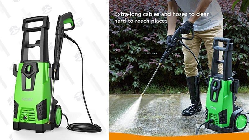Limpiador a presión Anker Road | $160 | Amazon | Usa el código ANKERPREGráfico: Shep McAllister