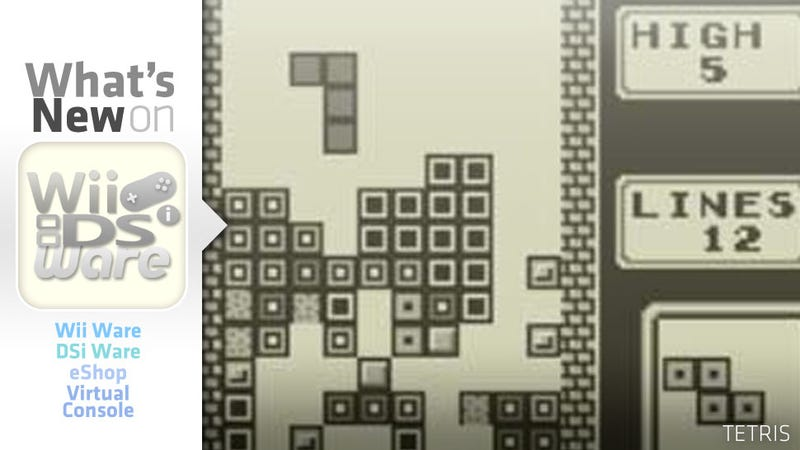 Illustration for article titled Tetris Tops the Last Nintendo Download Shopping Week Before Christmas