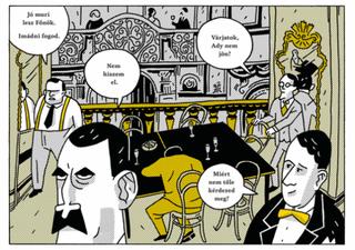 Illustration for article titled Közösségi finanszírozásban készülhet el a Nyugat + Zombik