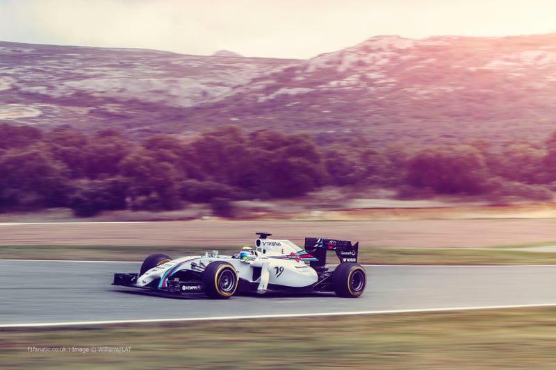 Illustration for article titled Come Get Your Martini Liveried FW36 Wallpapers