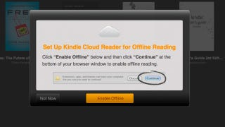 Illustration for article titled Amazon Bypasses Apple's New iOS Rules With Kindle Cloud Reader